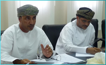 Photo e-documentation management group in Southern Sharqiaheld a meeting.